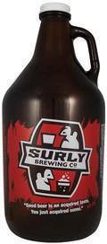 Surly Oak Aged and Vanilla Bean Bender