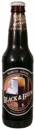 Samuel Adams Black & Brew - Stout