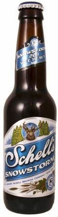 Schell Snowstorm (2011 - Wee Heavy Traditional Scotch Ale) - Scotch Ale