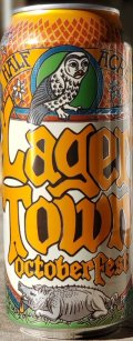 Half Acre Lager Town