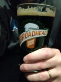 Broadhead Dark Horse Stout