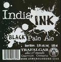 Trafalgar India Ink Black Pale Ale