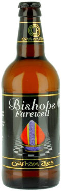 Oakham Bishops Farewell (Bottle) - Golden Ale/Blond Ale