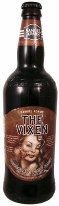 Samuel Adams The Vixen Chocolate Chili Bock