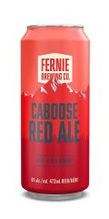 Fernie Big Caboose Red Ale