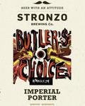 Stronzo Butler�s Choice - Imperial/Strong Porter