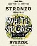 Stronzo White Stronzo - Witbier