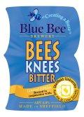 Blue Bee Bees Knees Bitter