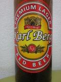 Karl Berg Red Lager - Amber Lager/Vienna