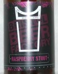 Bristol Beer Factory Raspberry Stout - Stout
