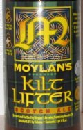 Moylans Kilt Lifter Scotch Ale