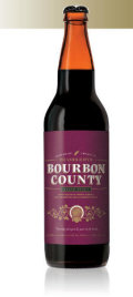 Goose Island Bourbon County Stout - Bramble Rye Barrel  - Imperial Stout