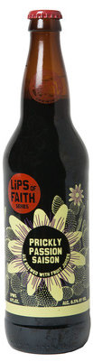 New Belgium Lips of Faith - Prickly Passion Saison - Saison