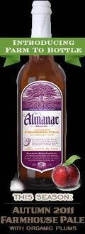 Almanac Autumn 2011 Farmhouse Pale