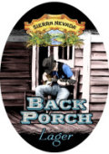 Sierra Nevada Beer Camp Back Porch Lager