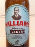 William�s Premium Lager