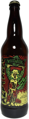 Sweetwater Dank Tank Fresh Sticky Nugs - American Strong Ale