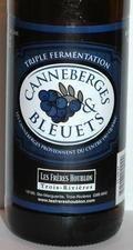 Les Fr�res Houblon Canneberges & Bleuets