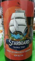 Port Jeff Starboard Oatmeal Stout (SOS)