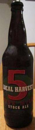 Ipswich Five Mile Stock Ale - Old Ale