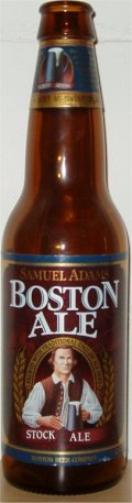 Samuel Adams Boston Ale - Amber Ale