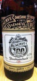 Oakshire Brewers� Reserve Skookumchuck Wild Ale