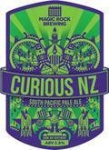 Magic Rock Curious NZ - Golden Ale/Blond Ale