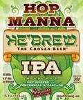HeBrew Hop Manna Test Batch #3