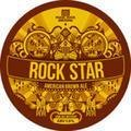 Magic Rock Rock Star - Brown Ale