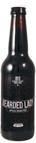 Magic Rock Bearded Lady - Imperial Stout