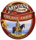 Montana Club Organic Amber Lager - Amber Lager/Vienna