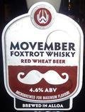 Williams Brothers Movember Foxtrot Whiskey