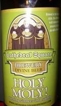 Cathedral Square Holy Moly Russian Imperial Stout - Imperial Stout