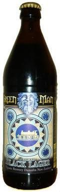 Green Man Black Lager - Schwarzbier