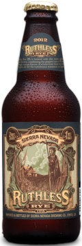 Sierra Nevada Ruthless Rye IPA - India Pale Ale (IPA)