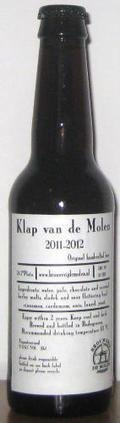 De Molen Klap van de Molen 2011-2012 - Spice/Herb/Vegetable