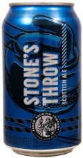 Fargo Stones Throw Scottish Ale