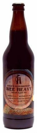Hales Barrel Aged Wee Heavy