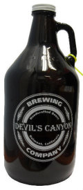Devils Canyon Bourbon Barrel Full Boar Scotch Ale