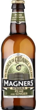 Magners Specials: Pear and Natural Ginger