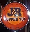 J & R Copper 70/-
