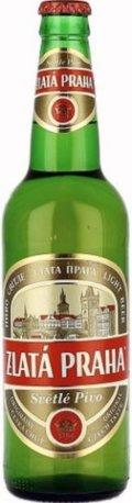 Zlat� Praha Světl� Pivo