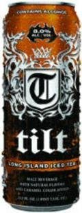Tilt Long Island Iced Tea