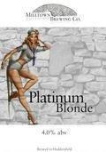 Milltown Platinum Blonde
