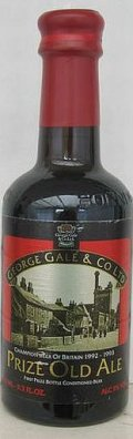 Gales Prize Old Ale (2008 onwards) - Old Ale