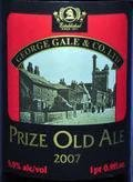 Gales Prize Old Ale (2007)