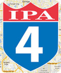 Orlando Brewing I-4 IPA