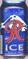 Rainier Ice - Pale Lager