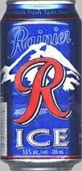 Rainier Ice
