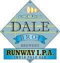 Dale Bros. Runway IPA